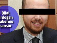 Bilal Erdoğan haberine erişim engeli