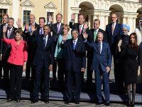 G20 Zirvesi'nde ekonomiden çok Suriye konuşuldu