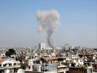 Esed rejimi havan topu ve roketle saldırdı: 56 ölü