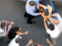 G.Mağusa'da sokak kavgası!