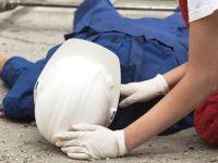 GAÜ Hastane inşaatında 2. İş kazası