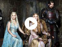 'Game of Thrones'un yeni sezonundan bir fragman daha
