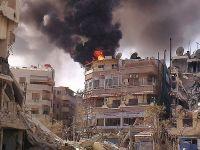 Esed güçlerinin saldırılarında 64 kişi öldü