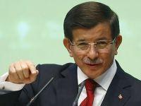 """Davutoğlu, """"Şanlıurfa-Kıbrıs seferleri başlayacak"""""""