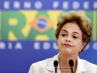 Brezilya'da önerge kabul edildi, Rousseff yargıda!
