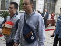 Çinli çift eşcinsel evlilik davasını kaybetti