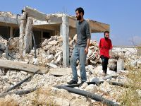Esed'den kaçan askerleri ÖSO koruyor