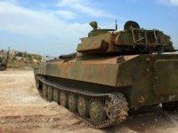 Erenköy'deki yolda duran RMMO tankı55 yıl sonra kaldırıldı