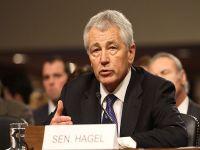 Hagel, İngiliz mevkidaşıyla Suriye'yi konuştu