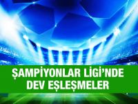 UEFA Şampiyonlar Ligi'nde yarı final kuraları çekildi.