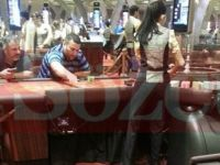 Binali Yıldırım'ın oğlu kumar masasında görüntülendi!