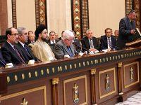Irak'ta siyasi çözüm için imzalar atıldı