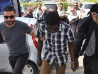 Öğrenci yurdunda uyuşturucu ile yakalandı...Cezaevine gönderildi