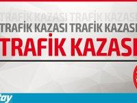 Karpaz'da yağmur yağdı, 10 dakika arayla 2 kaza meydana geldi (GÜNCELLENDİ)