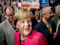 Almanya'da halk sandık başında