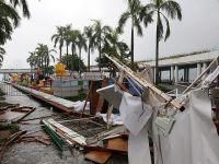 Çin'in güneyini Usagi tayfunu vurdu