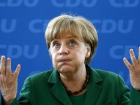 Merkel: Gerçek bir Avrupa ordusuna ihtiyacımız var