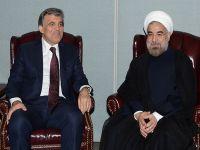 Gül Ruhani ile görüştü