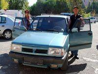 Çalınan otomobiline 18 yıl sonra kavuştu