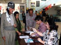IKBY'deki seçim sonuçları ertelendi