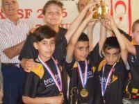Dumlupınar Satranç Akademisi şampiyon oldu