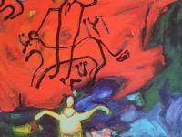Katırancı ve Yılmaz'ın Kıbrıs'taki ilk resim sergisi açılıyor