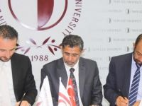 YDÜ ve Yemen Bilim Ve Teknoloji Üniversitesi  arasında protokol imzalandı