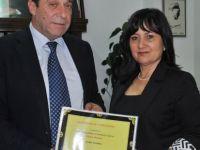 Denktaş, Yurtdışı Kıbrıs Türkleri Birlik Platformu temsilcileri ile bir araya geldi