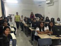 YDÜ'de öğrencilere yönelik çalıştay yapıldı
