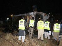 Hindistan'da kaza: 28 ölü