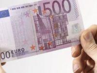 500 euroluk banknotlar artık basılmayacak
