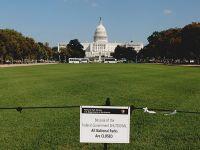 Hükümetin kapanması siyasetin tonunu da ağırlaştırdı