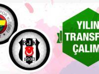 Fenerbahçe Beşiktaş'a yılın çalımını atıyor