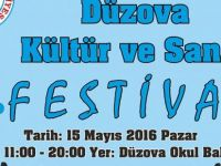 Düzova Festivali başlıyor!