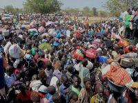 Güney Sudan'da 180 bin kişi evinden oldu