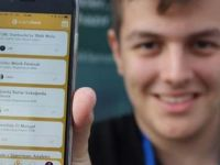 18 yaşındaki Türk öğrenci Facebook'a rakip oluyor!