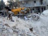 Esed güçlerinin saldırılarında 68 kişi öldü