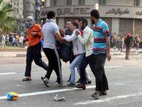 Göstericilere gerçek mermiyle müdahale ettiler