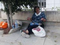 Ünlü sanatçı sokaklarda yaşıyor