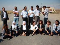BDP heyeti Suriye'ye geçemedi