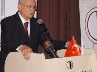 Kumcuoğlu Yakın Doğu Enstitüsü Güvenlik Akademisi'nde Konuştu...