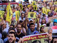 Darbenin 100'üncü gününde Mısır'daki protestolar sürüyor