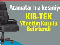 BRTK'nın Müdürü yine Meryem Özkurt oldu, KIB-TEK Yönetim Kurulu belirlendi!