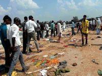 Hindistan'daki köprü izdihamında ölü sayısı artıyor