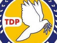 TDP Gençlik Örgütü: Pozitif saptanan askerlerimize acil şifalar diliyoruz
