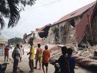 Filipinler'de çok şiddetli deprem