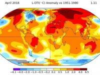 Dünya Meteoroloji Teşkilatı: 170 yılın en sıcak dört yılını yaşadık