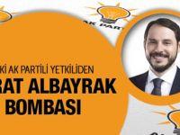 İki AK Partili yetkiliden Berat Albayrak bombası!
