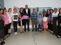Girne Belediyesi Kanser konusunda farkındalık semineri düzenledi
