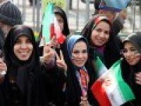 İran İslam Devrimi'nin 35. yıl dönümü kutlandı